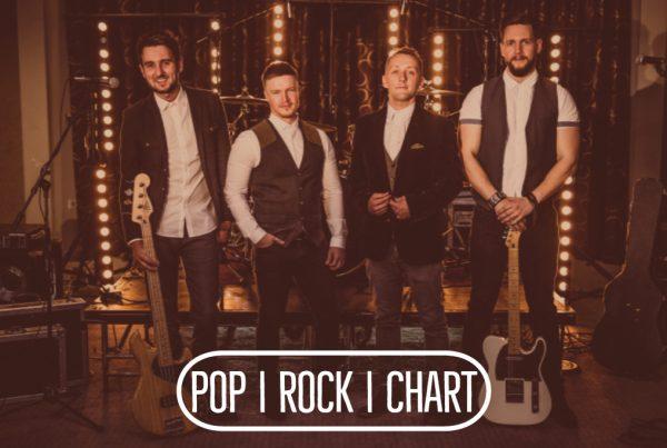 pop rock wedding band