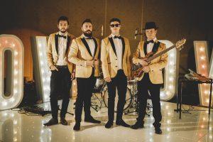 24K | South Wales Wedding Band