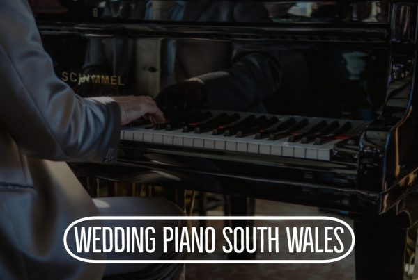 Piano player for weddings in south wales