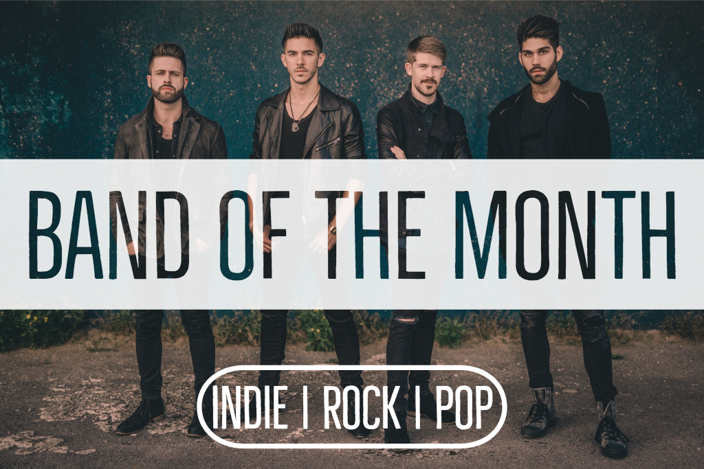Featured image for November band of the month Indienational
