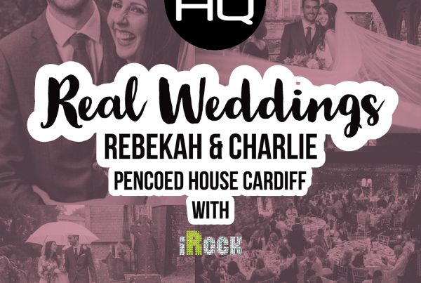 iRock wedding band pencoed house