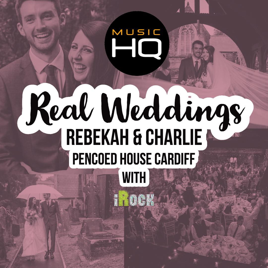 iRock wedding band pencoed house