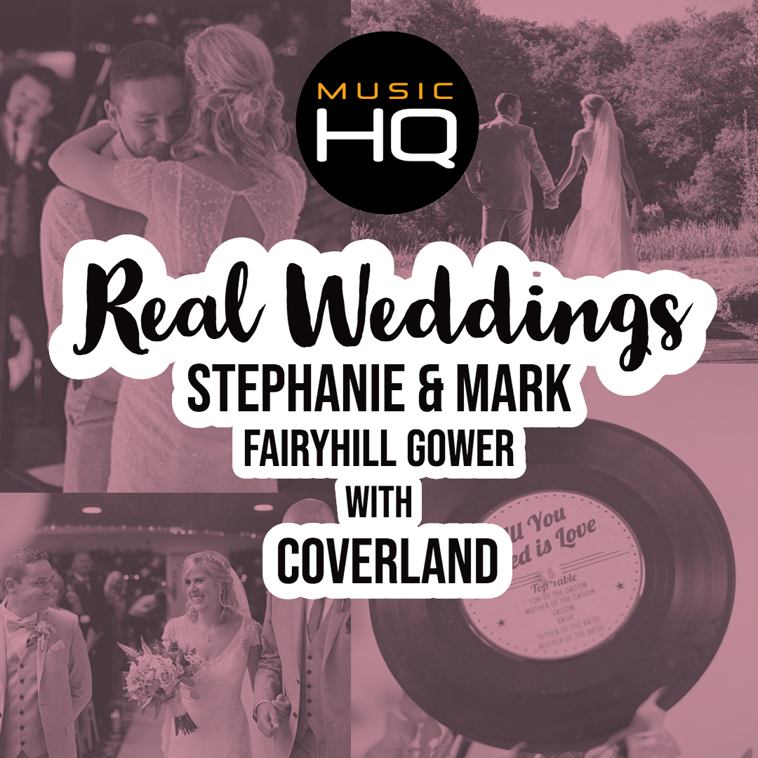 10 Alternative Songs For Your Walk Down The Aisle: Fairyhill Wedding With