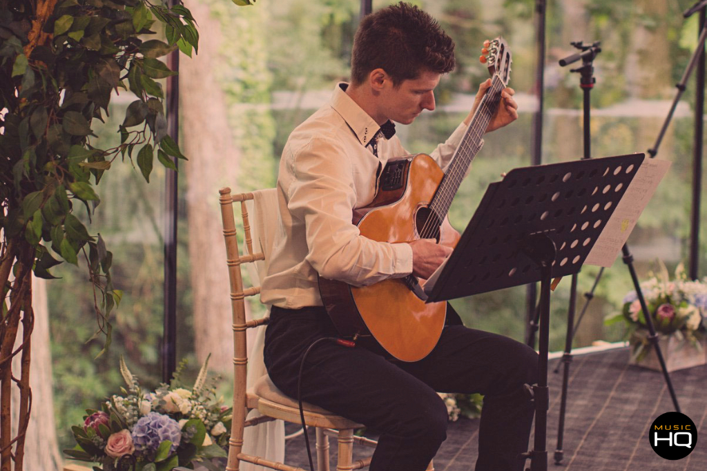 Guitar wedding ceremony music