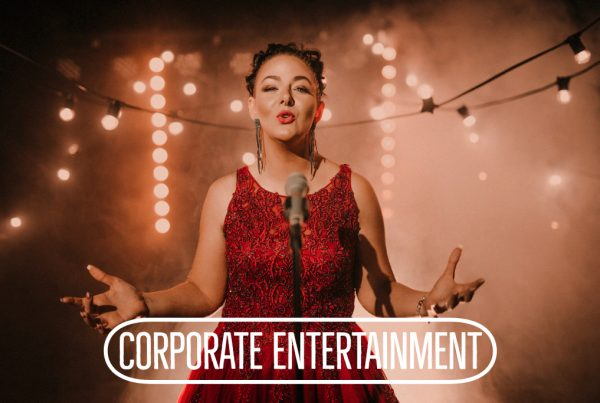 The Greatest Showman corporate entertainment