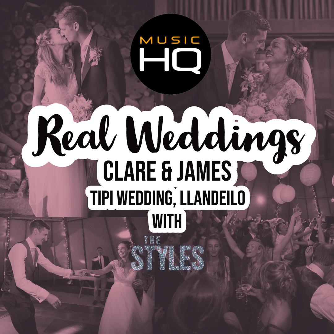 wedding entertainment carmarthenshire