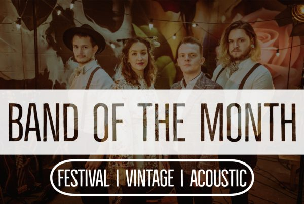 Festival Heart Band of the Month