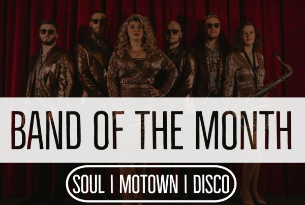 Wedding Motown Soul Band