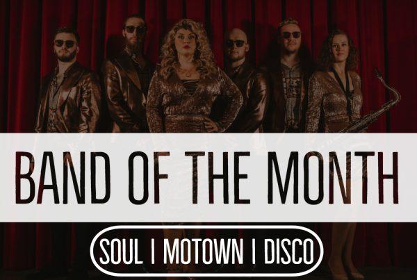 Wedding Motown Soul Band