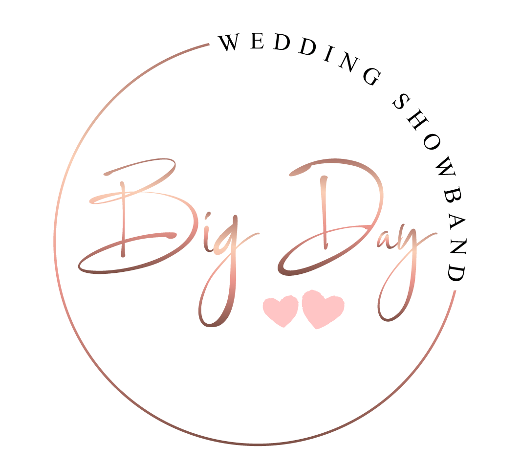 big day wedding showband logo