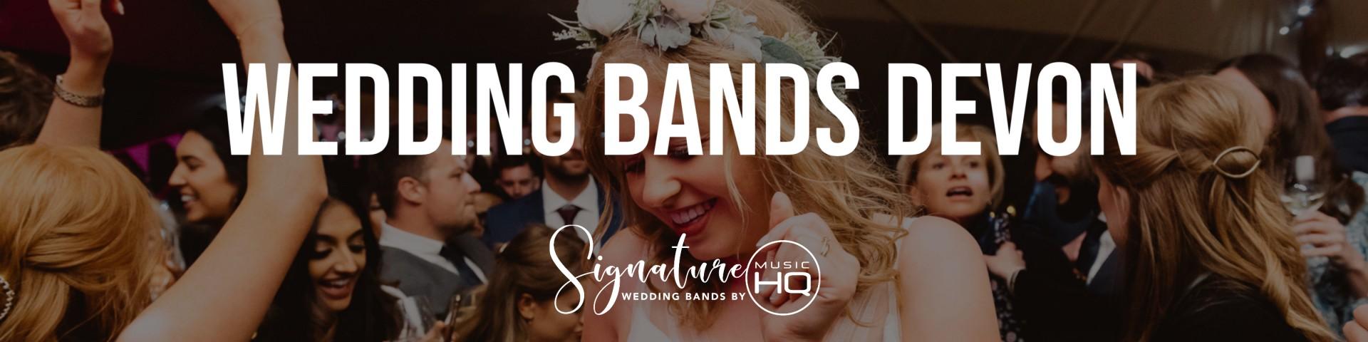 Best wedding bands in the Devon area