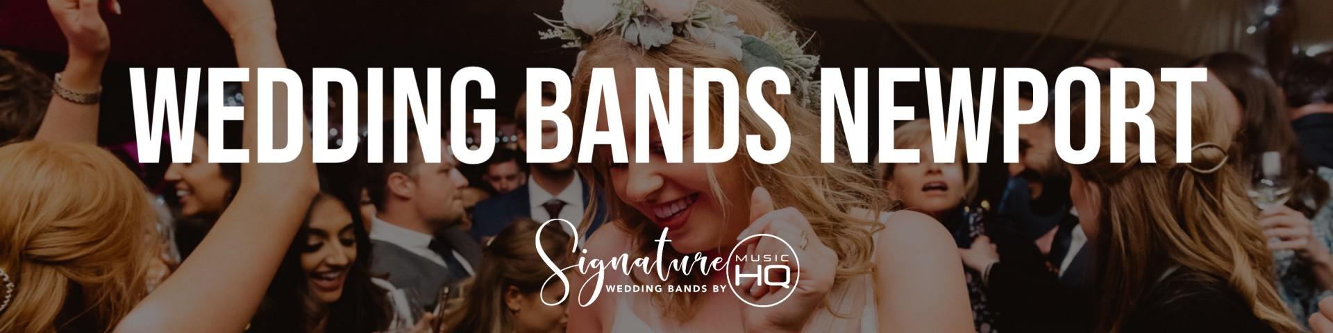 Wedding Bands in Newport