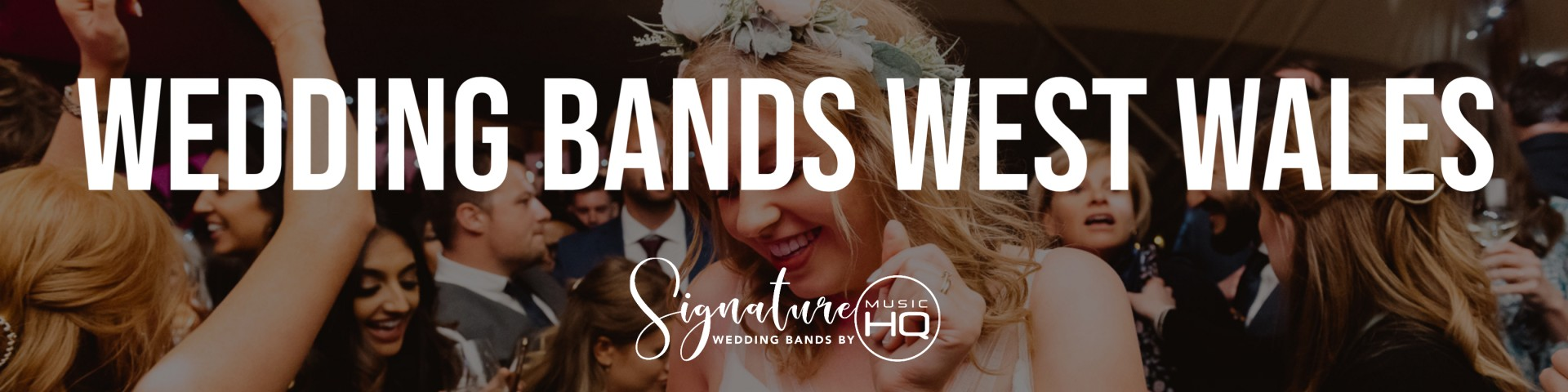 West Wales Wedding Bands for Hire